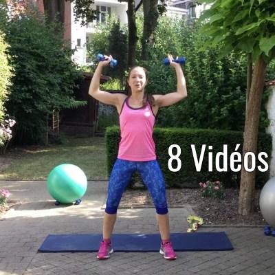 8 Vidéos