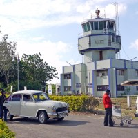 vijayawada airport...