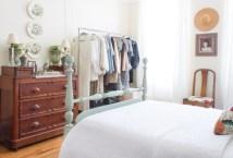 bedroom dressing area