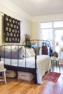 Erica's bedroom