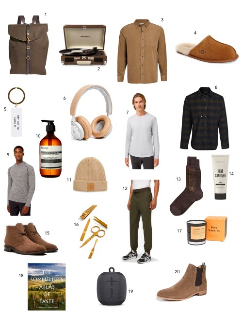 gift guide for him margeaux james