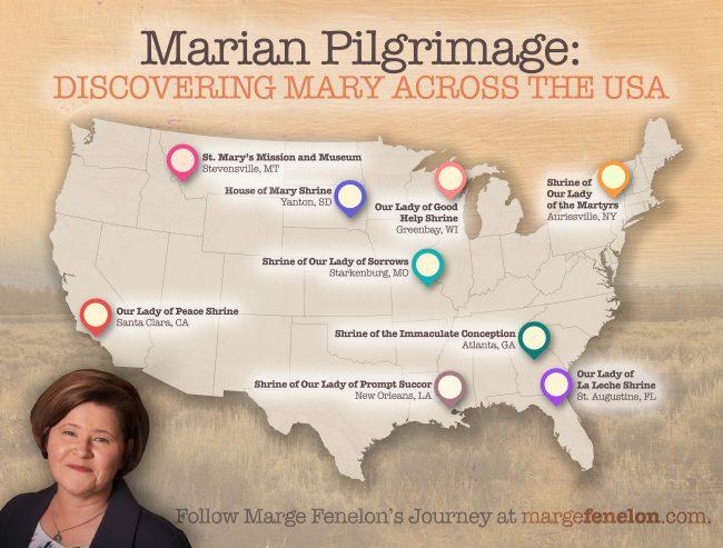 Marge Fenelon, Marian Pilgrimage, Ave Maria Press