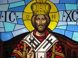 Christ the King, New Year, Auld Lang Syne
