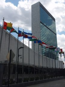 United Nations, New York, headquarters