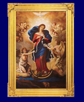Mary Undoer of Knots