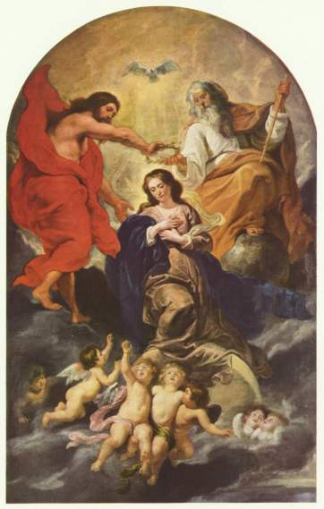 Assumption, Blessed Virgin Mary