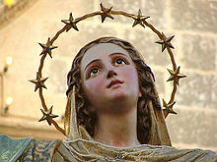Queenship of Mary, Blessed Virgin Mary, Catholic faith