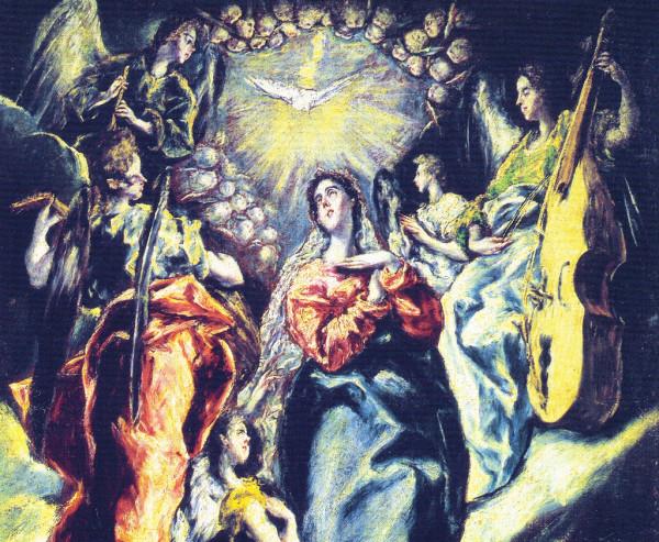 El Greco Immaculate Conception
