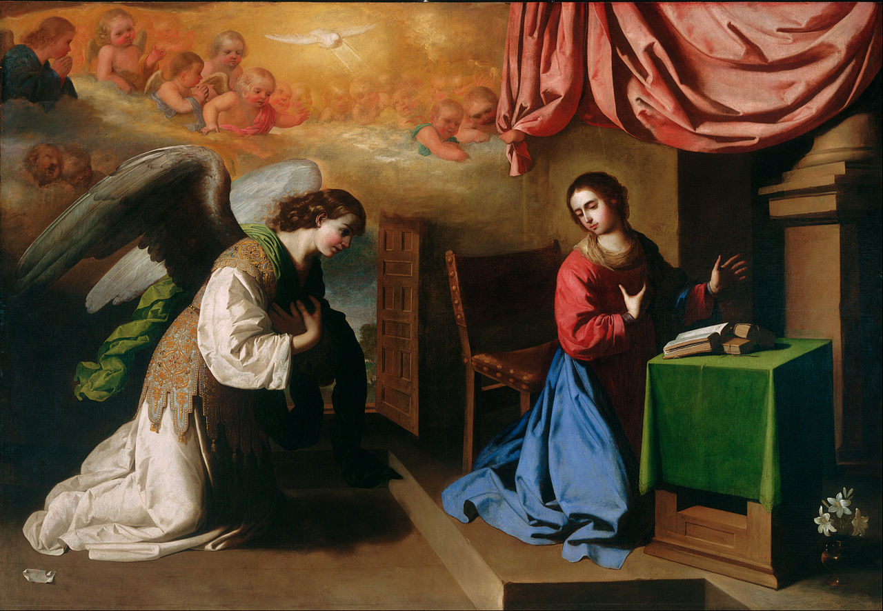 the often missed aspect of the annunciation marge steinhage fenelon