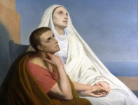 St. Monica, Motherhood, St. Augustine, Catholic Church