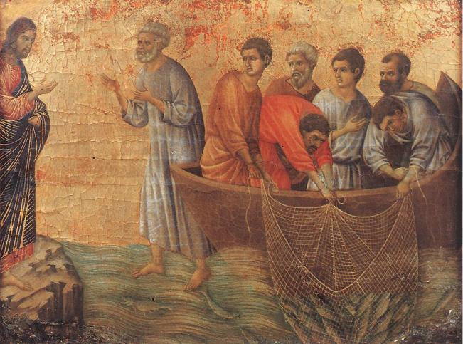 Tiberias, Galilee, Peter, Jesus, Marge Fenelon, Fishing