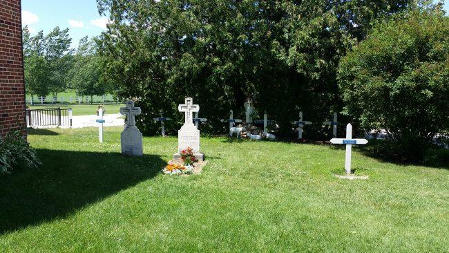 Marian Pilgrimage, Adele Brise, Marge Fenelon, Our Lady of Good Help Shrine