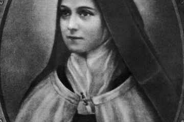 Catholic church, Therese of Lisieux, Little Flower, Marge Fenelon
