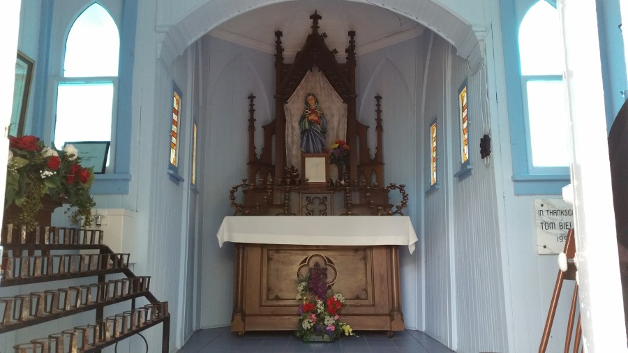 Marian Pilgrimage, Our Lady of Sorrows, Marge Fenelon