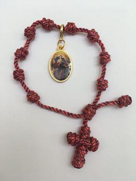 Our Lady Undoer of Knots, Blessed Vrigin Mary, Bracelet