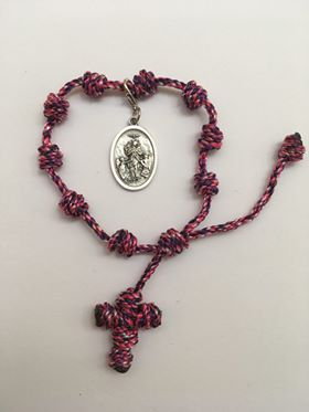 Our Lady Undoer of Knots, Rosary, Novena, Bracelet, Blessed Virgin Mary