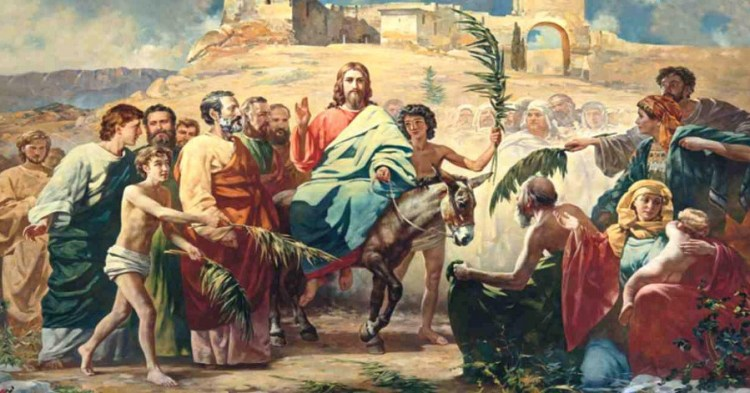 Lent, Holy Week, Palm Sunday, Catholic Church