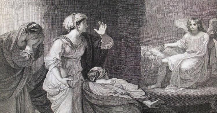 Resurrection, Easter, Mary Magdalen