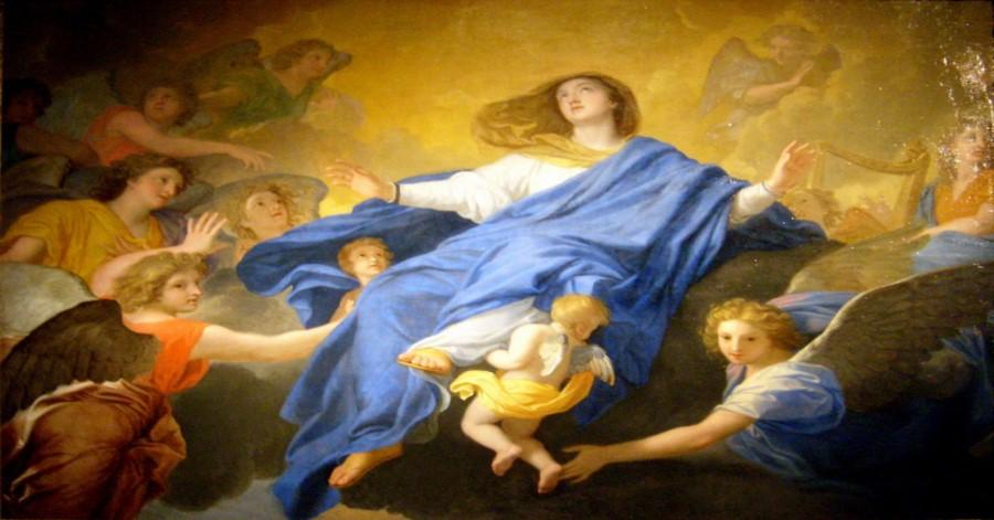 Blessed Virgin Mary, Catholic Church