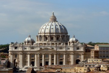 St. Peter Basilica, Catholic Church, Marge Fenelon