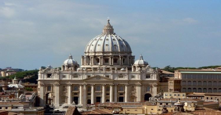 St. Peter Basilica, Catholic Church, Marge Fenelon
