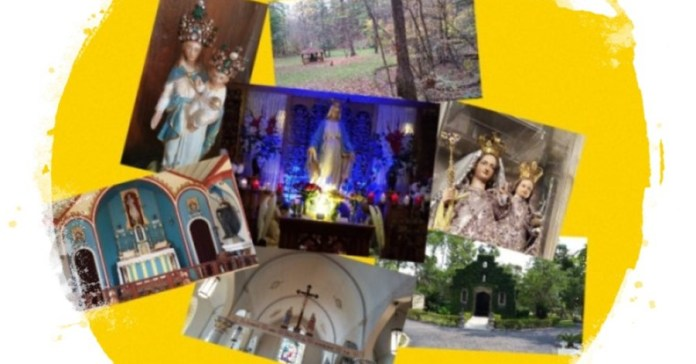 Beginners Guide to Doing Your Own Marian Pilgrimage – Marge Steinhage Fenelon