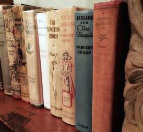 MargeryBookshelf
