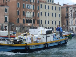 Photo by Margie Miklas ~ Life in Venice