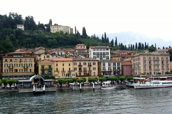 Bellagio, Italy on Lake Como