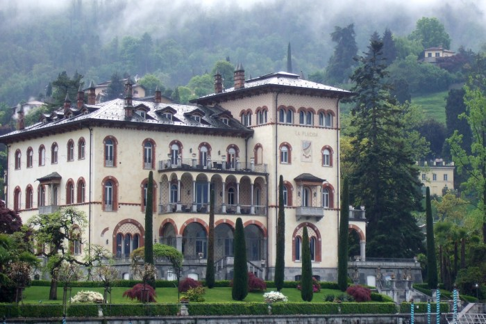 La Placida on Lake Como