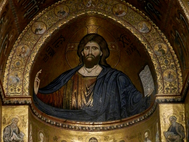 DSCN3136 (2)Christ mosaic 2 (640x480)