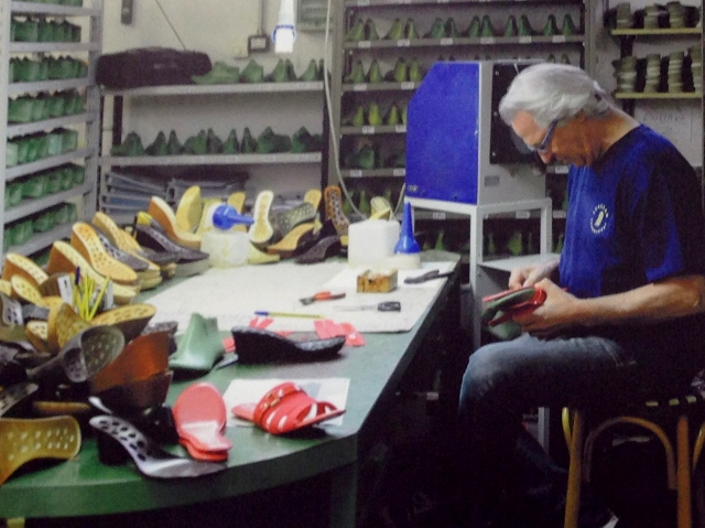 Italian shoemakers - Made-in-Italy