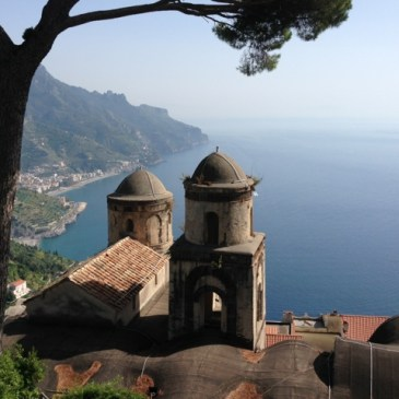 My Amalfi Coast Love Affair – Ravello