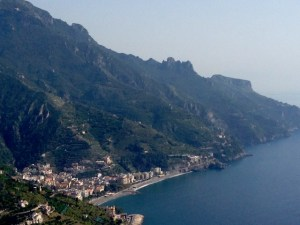 View of Maiori from Ravello Photo by Margie Miklas