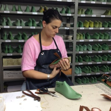 How Shoes Are Made by Hand in Italy