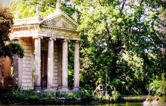 Borghese Temple Photo by Margie Miklas