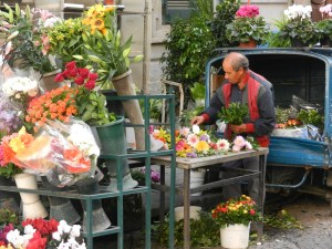 Street Scenes in Naples