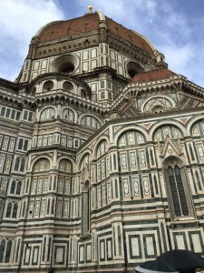Photo by Margie Miklas Duomo in Florence