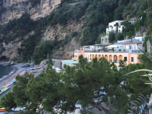Photo by Margie Miklas - Hotel Pupetto in Positano