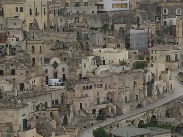 Matera in Basilicata, Italy - Photo by Margie Miklas