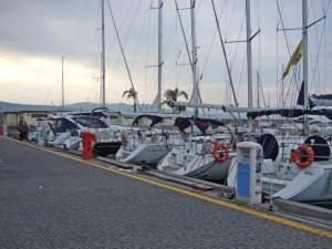 Riposto Marina Photo by Margie Miklas