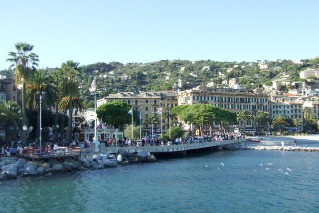 Santa Margherita - photo by Margie Miklas