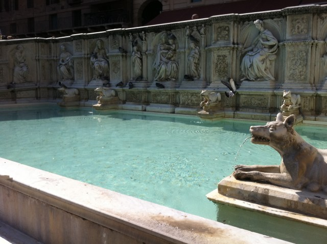 Fountain of Joy SienaPhoto by Margie Miklas