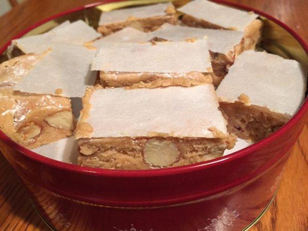 Christmas Baking – Making Italian Torrone