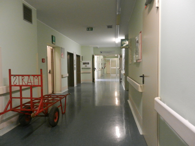 Hospital in Venice -Photo by Margie Miklas