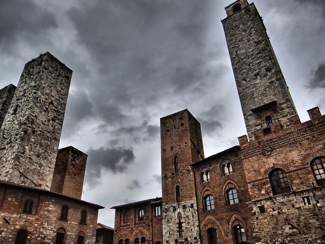 San Gimignano Photo by Corinna Schenk