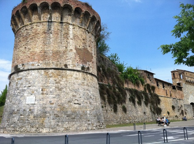 San Gimignano ---Photo by Margie Miklas