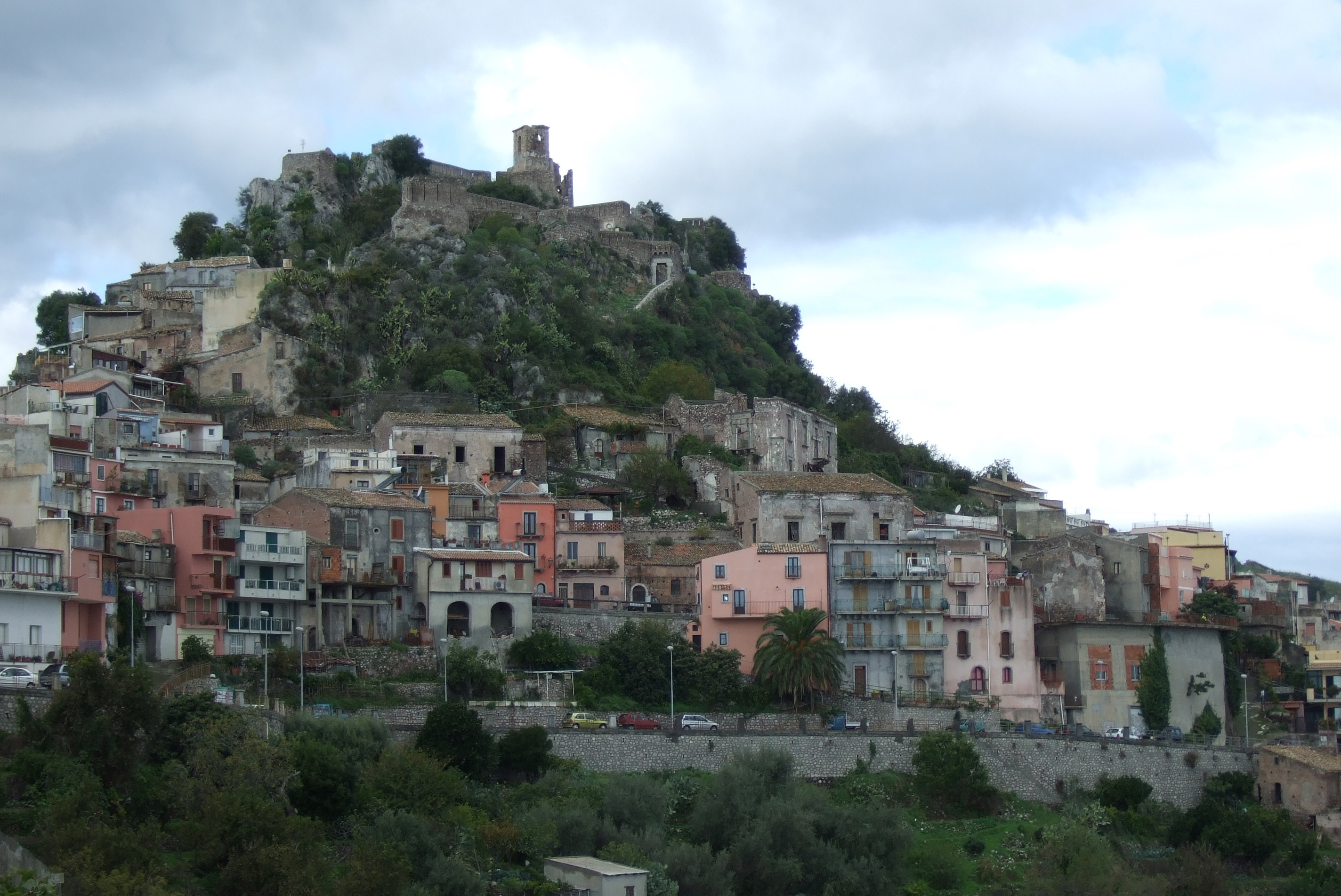 Why Travel to a Small Village in Italy?