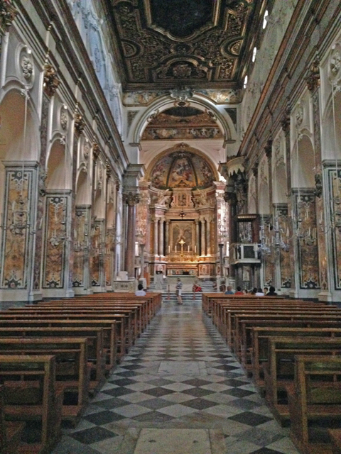 Amalfi Cathedral St Andrew Cathedral