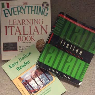 Learning the Italian Language